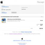 Фишинг: не разглашайте свой Apple ID, оспаривая несуществующие покупки в App Store!
