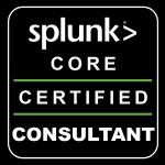 Мы получили сертификаты Splunk Core Certified Consultant