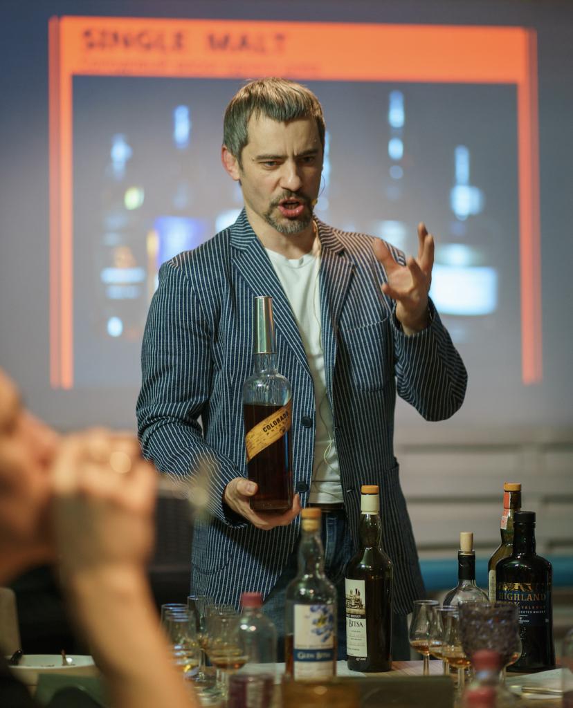 VB-Trend: дегустация виски